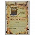 Pamiątka sakramentu bierzmowania dyplom