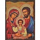 Ikona św. Rodziny, Pamiątka Rocznicy Sakramentu Małżeństwa - A4