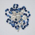 Różaniec Bazyliki, granatowy