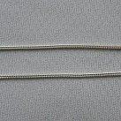 Łańcuszek srebrny Lisi Ogon 50 cm