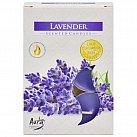 Świeca zapachowa tea-light Lawenda